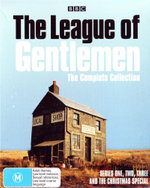 The League of Gentlemen : The Complete Collection (Series 1 - 3 and the Christmas Special) - David Arnold