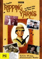 The Complete Ripping Yarns (2 Discs) - Michael Palin