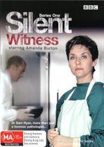 Silent Witness : Series 1 - William Gaminara