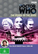 Doctor Who : The Mark of Rani - Kate OMara