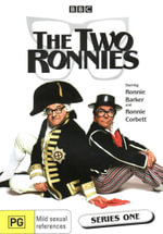 The Two Ronnies : Series 1 - Michael Ward