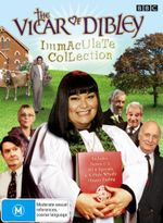 The Vicar of Dibley : Immaculate Collection - Roger Lloyd-Pack