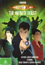 Doctor Who : The Infinite Quest - Tom Farrelly