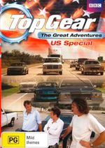 Top Gear : The Great Adventures - US Special - James May