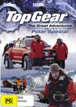 Top Gear : The Great Adventures  - Polar Special - James May