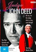 Judge John Deed : Series 1 - Jenny Seagrove