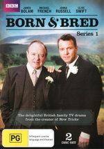 Born and Bred : Series 1 - James Bolam