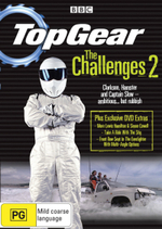 Top Gear : The Challenges 2 - The Stig