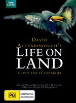 Life on Land : A DVD Encyclopaedia (15 Discs) - David Attenborough