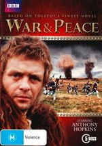 War and Peace - Alan Dobie
