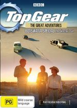 Top Gear : Botswana Special - James May