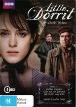 Little Dorrit - Claire Foy