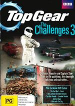 Top Gear : The Challenges 3 - The Stig