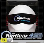 Top Gear : The Great Adventures (Helmet Packaging)