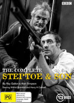 Steptoe and Son : The Complete Series