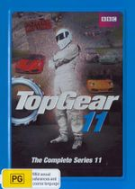 Top Gear : Series 11 (Steelbook) - Richard Hammond