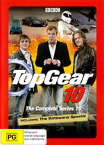 Top Gear : Series 10 (Including The Botswana Special) - The Stig