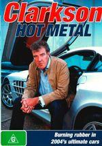 Clarkson : Hot Metal - Jeremy Clarkson