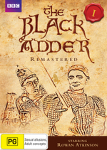 Black Adder : Series 1 - Brian Blessed