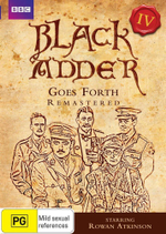 Black Adder : Series 3 - Tony Robinson