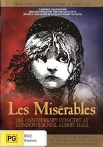 Les Miserables (10th Anniversary Concert at London's Royal Albert Hall) (2 Disc Collector's Edition) : Live in Australia