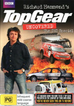 Top Gear : Uncovered - The DVD Special (Richard Hammond's) - Richard Hammond