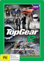 Top Gear : Series 12 (Steelbook) - James May