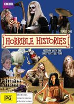 Horrible Histories : Series 1 - Martha Howe-Douglas