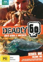 Deadly 60 : Season 1 - Volume 1 - Steve Backshall