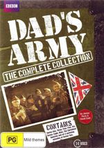 Dad's Army : The Complete Collection - Frank Williams