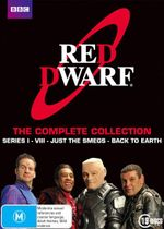 Red Dwarf : The Complete Collection - Chris Barry