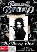 Russell Brand : My Boxy Wox - Russell Brand
