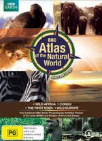 BBC Atlas of the Natural World : Africa and Europe