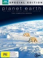 Planet Earth : The Complete Series (Special Edition) (David Attenborough) - David Attenborough