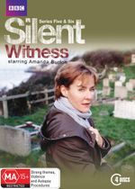 Silent Witness : Series 5 and 6 - Amanda Burton