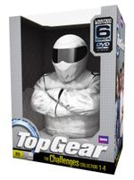 Top Gear : The Challenges 1 - 4 (Stig Bust) - James May