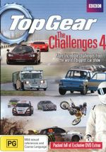 Top Gear : The Challenges 4