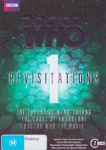 Doctor Who : Revisitation 1 (Boxset) - John Bennett
