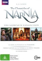 The Chronicles of Narnia : Complete Collection (1988 BBC) - Kerry Shale