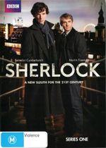 Sherlock : Series 1 - Rupert Graves
