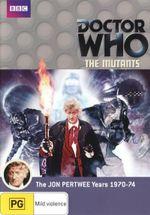 Doctor Who : The Mutants - Garrick Hagon