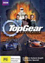 Top Gear : Australia - Ewen Page