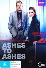 Ashes To Ashes : Series 3 - Philip Glenister