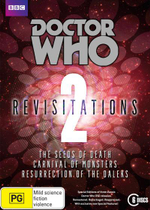 Doctor Who : Revisitations 2 - Patrick Troughton
