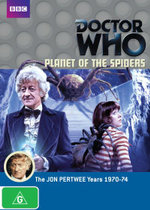 Doctor Who : Planet of the Spiders - Jon Pertwee