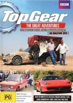 Top Gear : The Great Adventures Middle East - James May