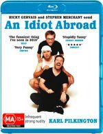 An Idiot Abroad - Karl Pilkington