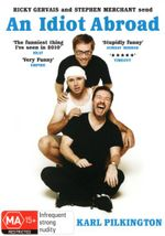 An Idiot Abroad - Stephen Merchant