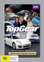 Top Gear : Series 15 (Steelbook) - James May