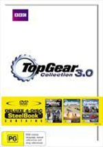 Top Gear : Collection 3.0 (SteelBook) - James May
